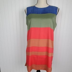 Vince Camuto Sleeveless Tunic Top Small